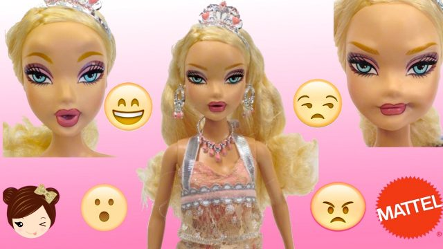 Barbie doll Body Measurements Boobs Waist Hips