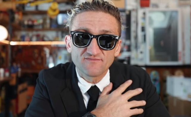 Casey Neistat Body Measurements Height Weight Shoe Size
