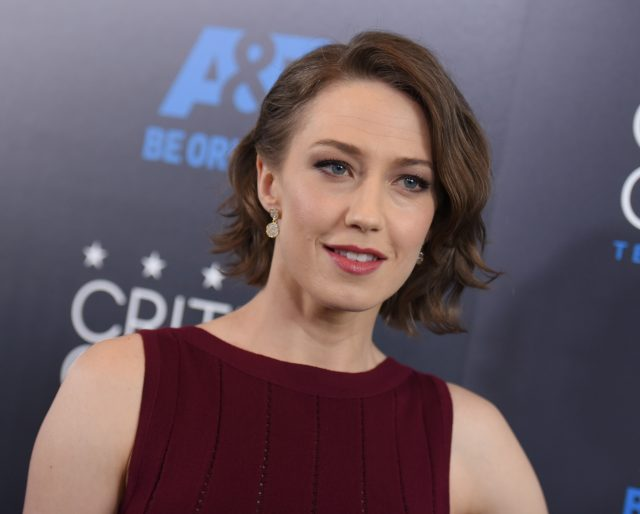 Carrie Coon Body Measurements Boobs Waist Hips