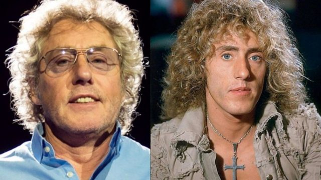 Roger Daltrey Body Measurements Height Weight Shoe Size