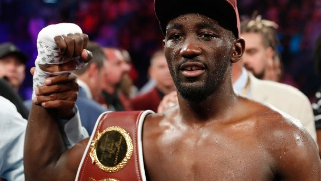 Terence Crawford Body Measurements Height Weight Shoe Size